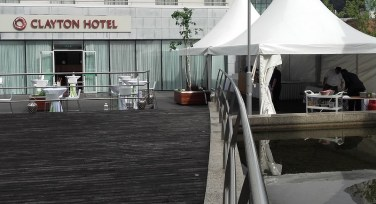 Clayton Hotel Cardiff Lane Presents: Summer BBQ at Whitaker Square