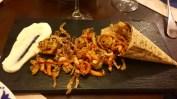 Restaurant Enxebre - Parador Hostal Dos Reis Católicos