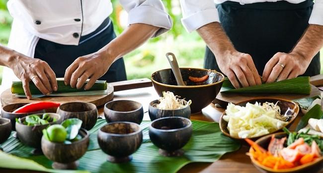 asian cookery class feat