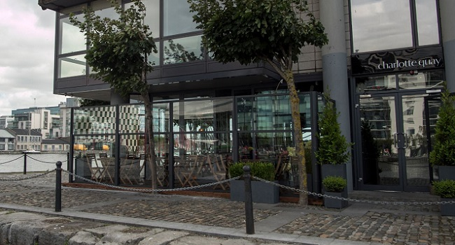 Charlotte Quay Opens Tomorrow at Grand Canal Dock