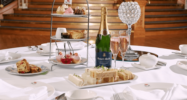 8 Places for Afternoon Tea in Northern Ireland