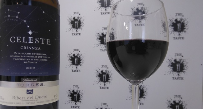 Wine of the Week from O'Briens: Torres Celeste Crianza 2012