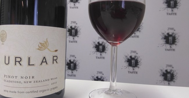 Wine of the Week from O'Briens: Urlar Pinot Noir 2012