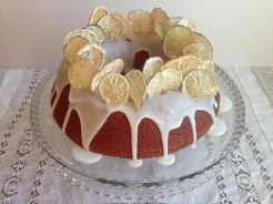 Gin & Tonic Drizzle Cake Recipe by Niamh Mannion