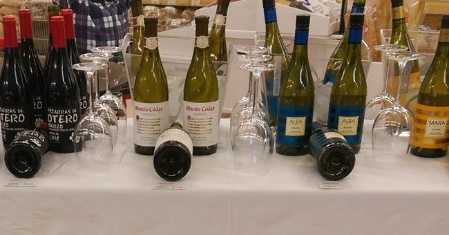 Wine Agenda: Spanish Wine Tasting at J. J. O'Driscoll Superstore in Cork Next 28th of October