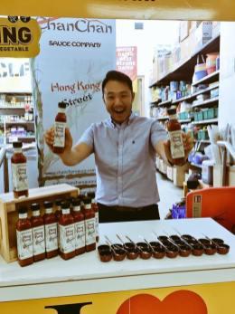 Kwanghi Chan ChanChan sauce