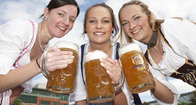 Oktoberfest Dublin: Germany and Ireland Sharing their Love of Good Beer