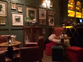 apothecary bar