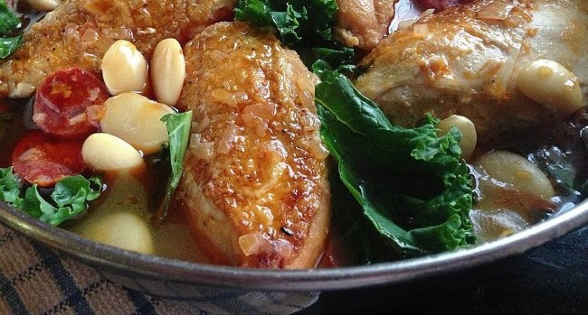 Chicken Chorizo Recipe by Niamh Mannion
