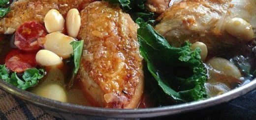 Chicken Chorizo Recipe by Niamh Mannion