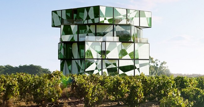 """Chester Osborn: """"Some people refer to this as Willy Wonka's wine factory, and in a way it is"""""""