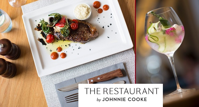 The Restaurant by Johnnie Cooke