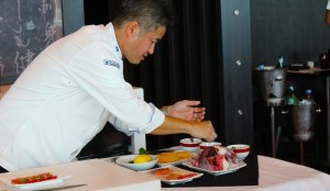 """Chef Travis Kamiyama from Royal Caribbean's Izumi: """"Guests Should Feel your Passion in their Food"""""""