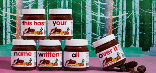 They're back! Personalised Nutella jars return to Brown Thomas