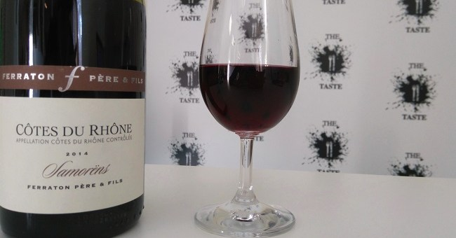 Wine of the Week from O'Briens: Ferraton Cotes Du Rhone Samorens 2013