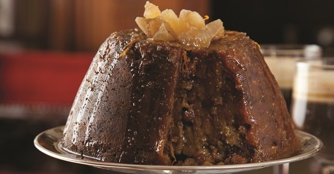ginger-orange-christmas-pudding Catherine Fulvio