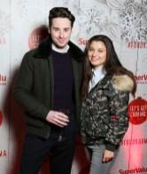 Brian Conway and Victoria Kinsella