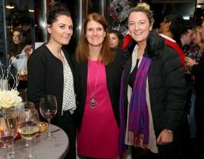 Carol Ryan, Julie Dorel and Sinead O'Dea