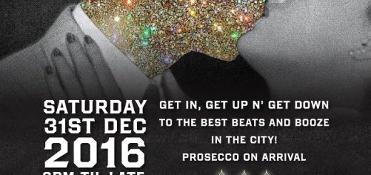 Welcome 2017 in Style: Dean Dublin #NYExperience - Access All Areas!