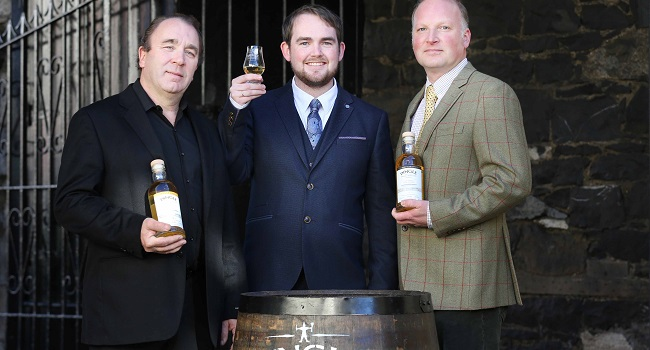 The Dingle Distillery Launches two Small Batch Whiskeys