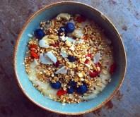 Homespun Quinoa Crunch