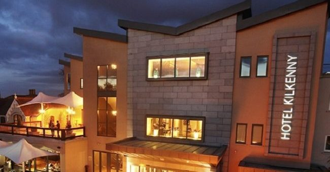 Hotel Kilkenny Exterior