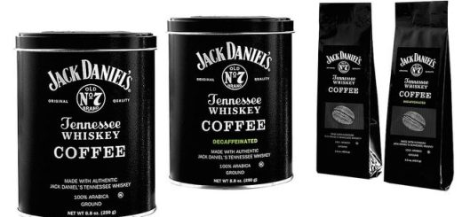 Jack Daniel's Whiskey Coffee FeatureqJack Daniel's Whiskey Coffee Feature