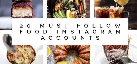 Best Food Instagram Accounts