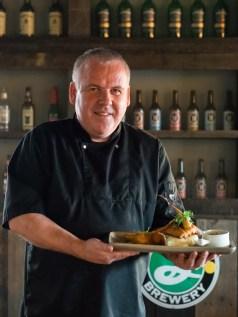 Lee Martin Head Chef The Draft House