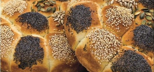 Party Bread Recipe by Robert Humpries