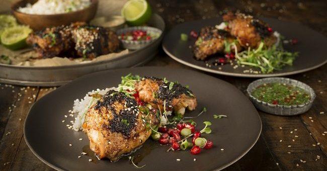 Siucra's Thai Sticky Chicken Recipe