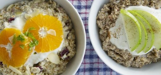 Spring Bircher Muesli recipe