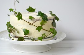 White Chocolate Green Ombre Cake Recipe from Hazel Sheehan...