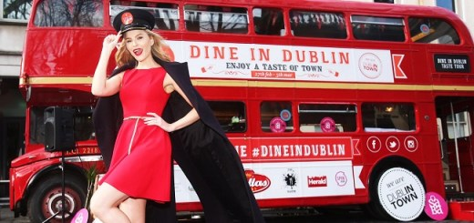 Dine in Dublin's Taste Tour Bus to Take Dublin's Top Restaurants to the Streets
