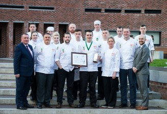 KNORR Student Chef of the Year.