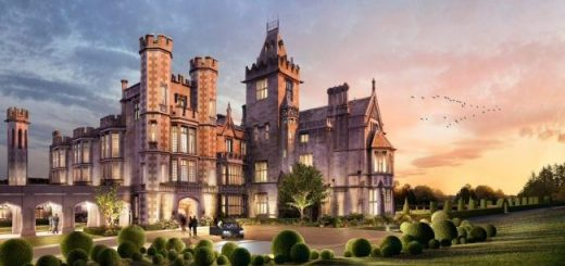 See Adare Manor's Restoration