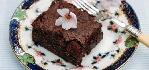 Flourless Brownie Recipe
