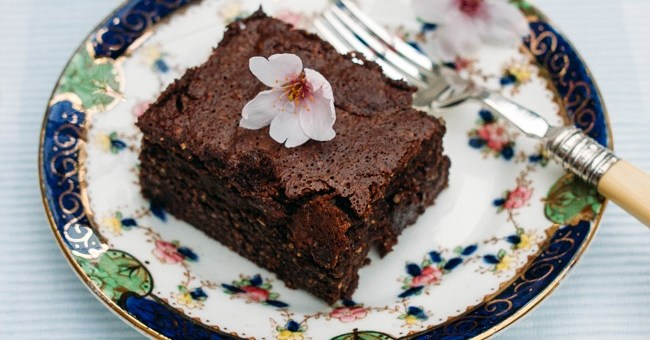 Flourless Brownie Recipe