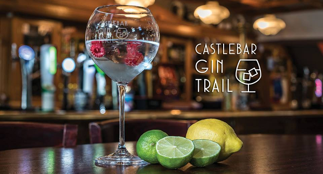 Castlebar Gin Trail Launches this June Bank Holiday