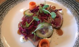 Hartes of Kildare - TheTaste Gastro Pub Review - Starter Photo