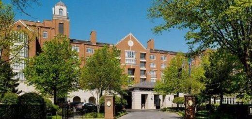 Five Star Intercontinental Hotel Dublin