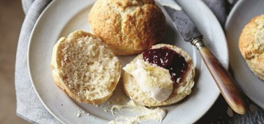 Sweet Scones Recipe