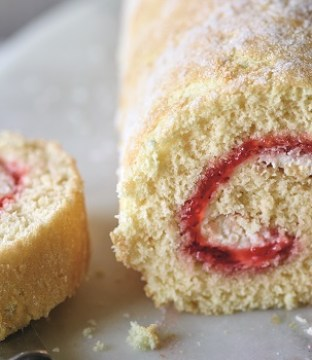 Swiss Roll Recipe by Rachel Allen