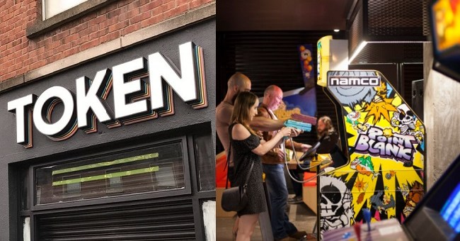 Eat, Drink, Play: A Gamer's Dream Bar Opened in Smithfield | Token Dublin