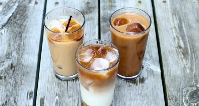 Meet me in the Morning Iced Latte 3