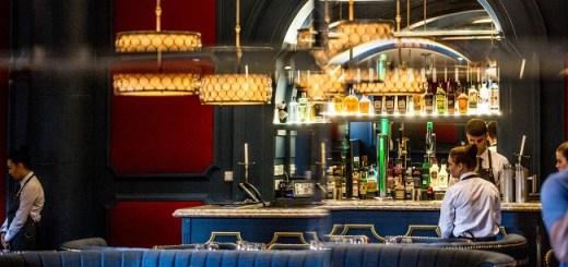 Gandon Room Restaurant Slane Castle