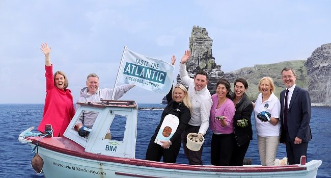 Taste the Atlantic Seafood Trail TheTaste.ie