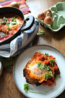 Baked Eggs Recipe 1