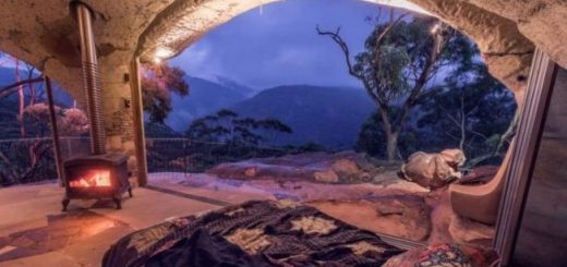 Enchanted Australian Cave