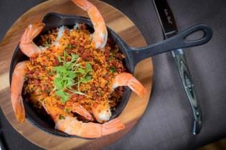 MorelandsGrill - Josper Baked Crevettes